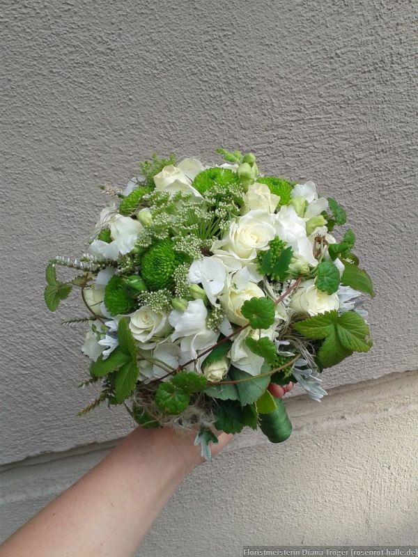Biedermeier Floristmeisterin Diana Troger