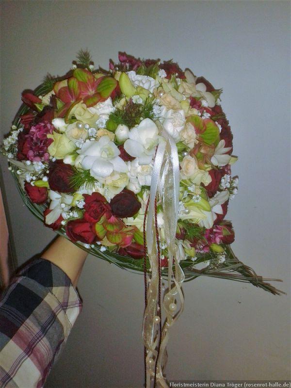 Herz Floristmeisterin Diana Troger