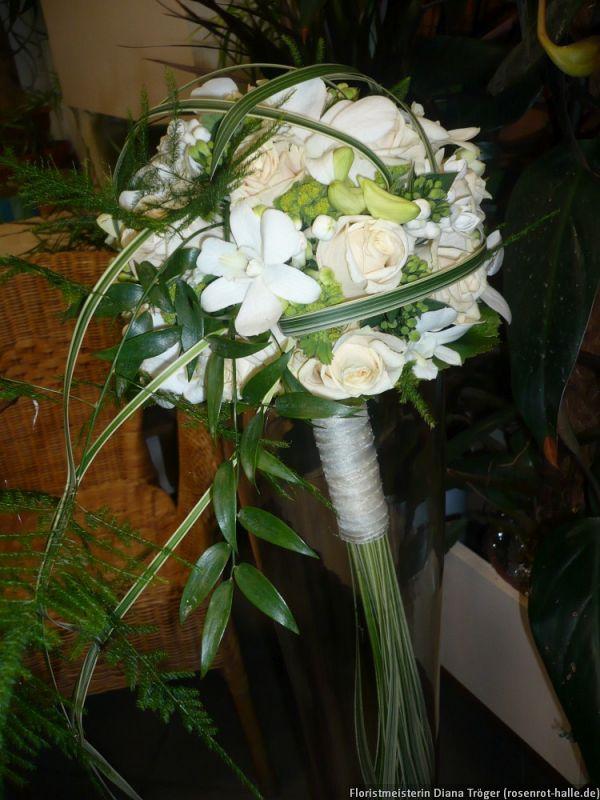 Zepter Floristmeisterin Diana Troger