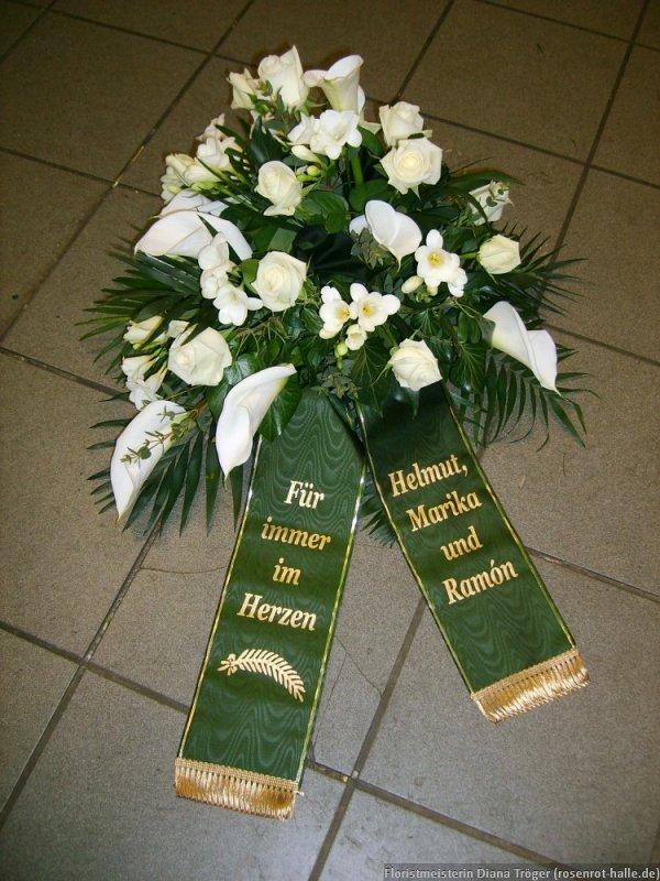Gestecke floristmeisterin diana tr ger for Gelbe tafeln